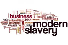 Consortium of British retailers sign a statement expressing concern over 'weak' corporate anti-slavery laws