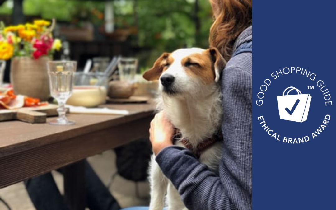 Ethical Brand Award: Sir Woofchester's